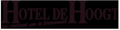 Hotel de Hoogt Logo